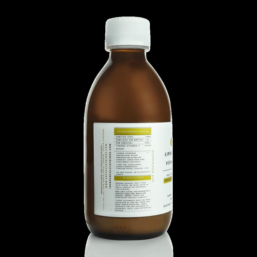 liposomal vitamin c shcglutathione