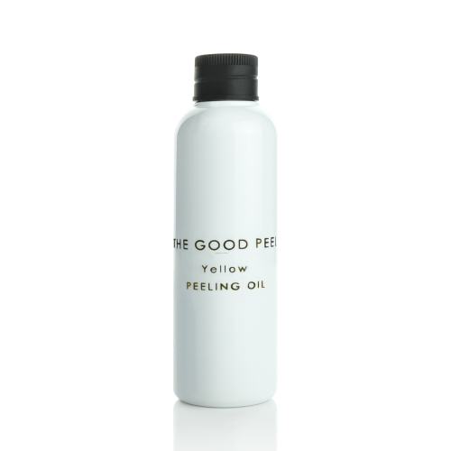 the good peel yellow peeling oil