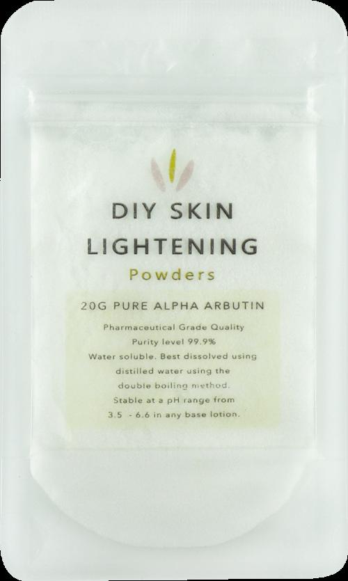 alpha arbutin powder