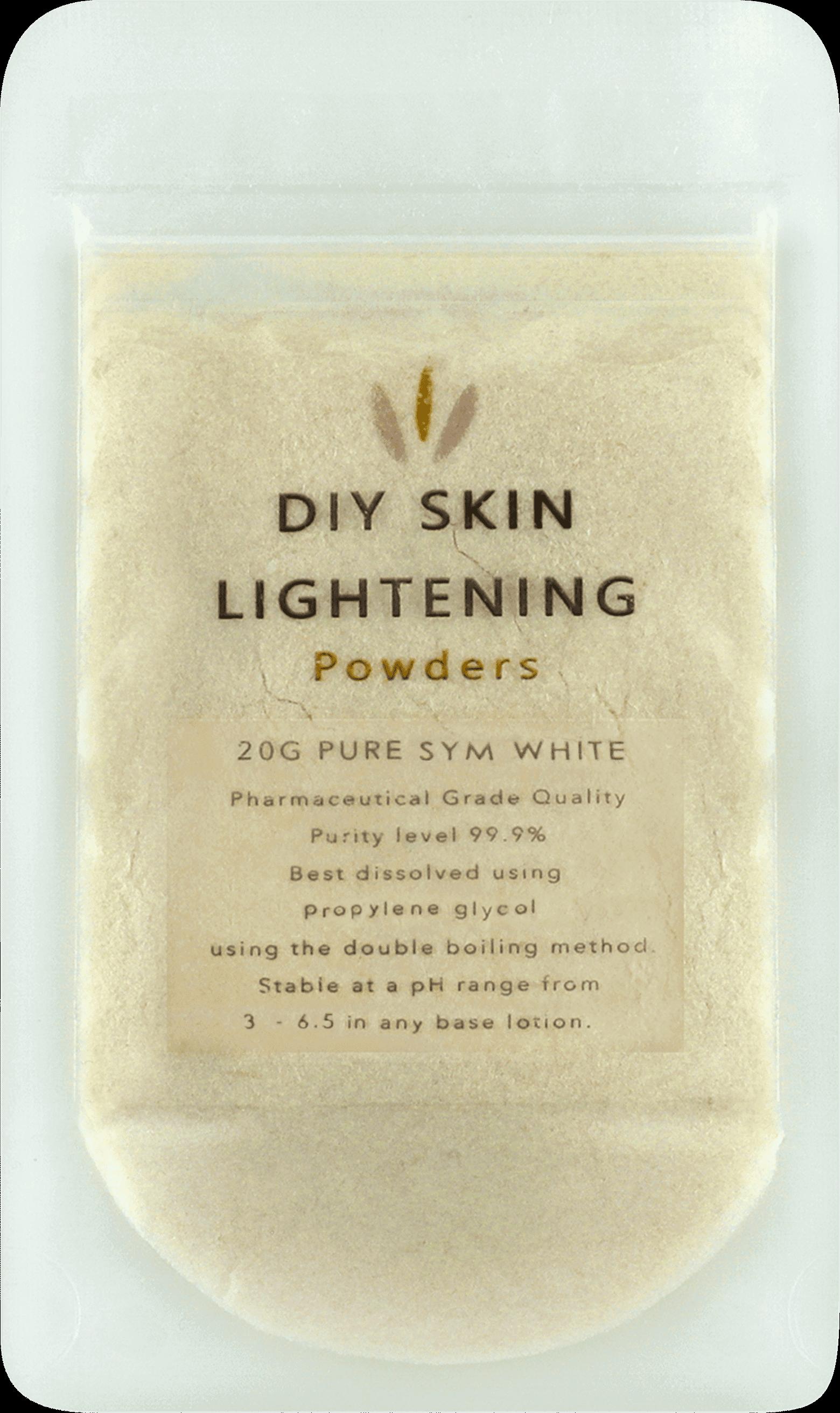 Sym White Powder SHC